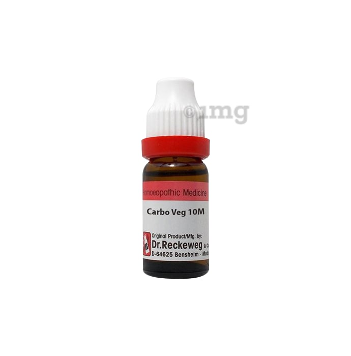 Dr. Reckeweg Carbo Veg Dilution 10M CH