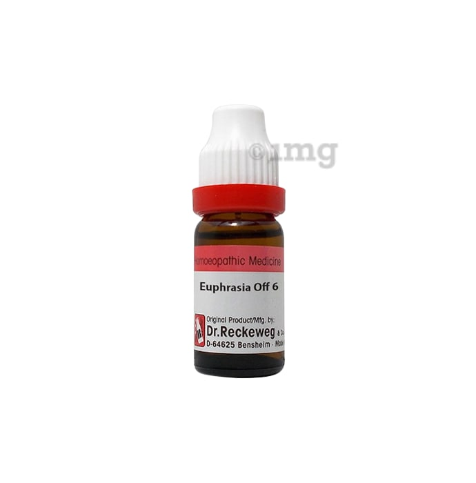 Dr. Reckeweg Euphrasia Off Dilution 6 CH