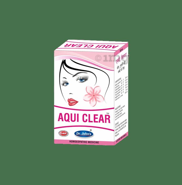 Dr. Johns Aqui Clear Drop