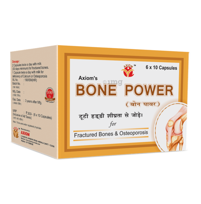 Axiom Bone Power Capsule