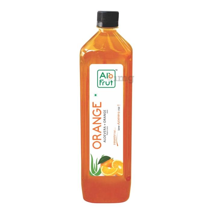 AloFrut Orange Aloevera Juice