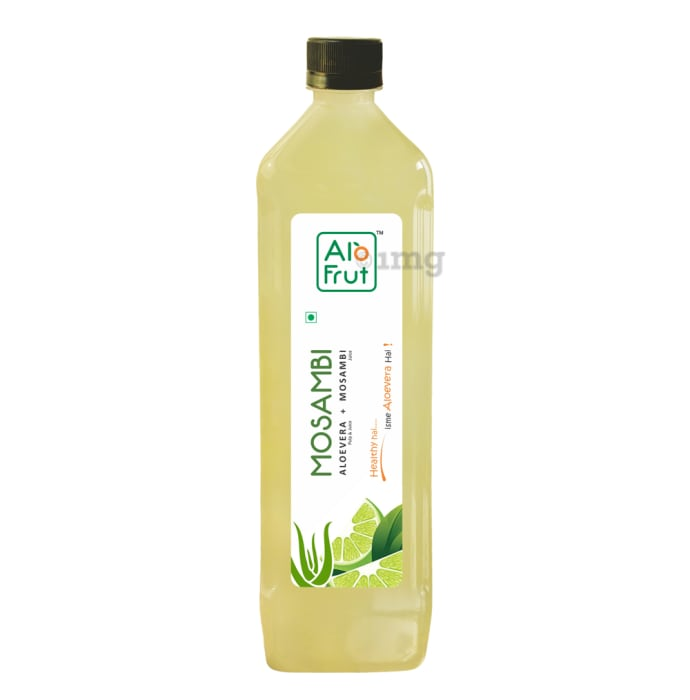 AloFrut Mosambi Aloevera Juice