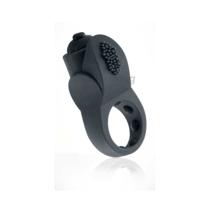 The Screaming O PrimO Line Apex Pleasure Ring Black