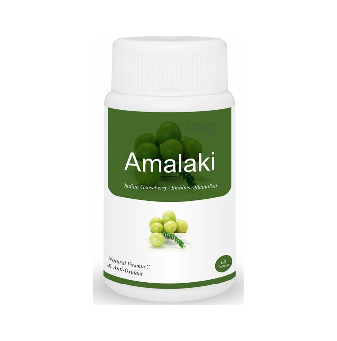 Herb Essential Amalaki Tablet