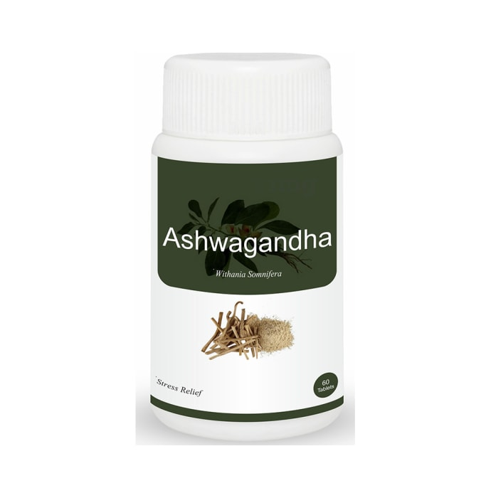 Herb Essential Ashwagandha Tablet