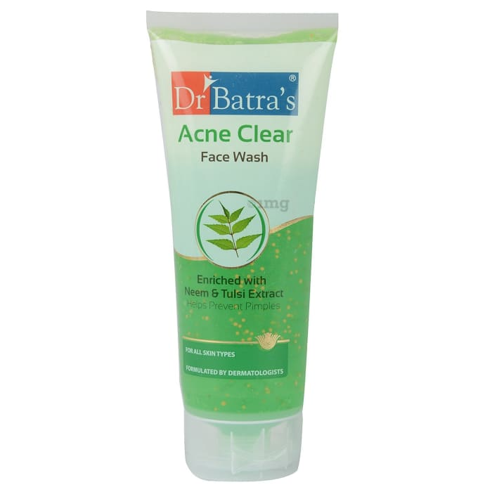 Dr Batra's Acne Clear Face Wash