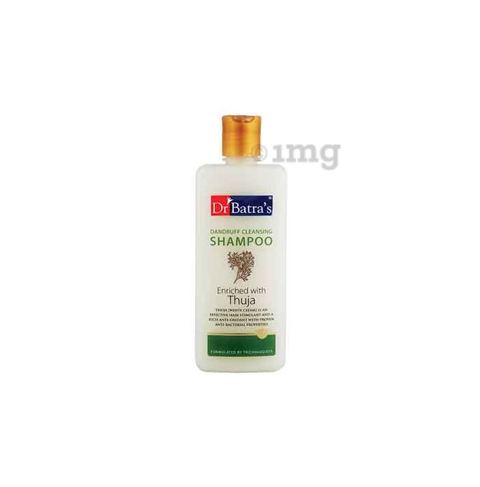 Dr Batra's Dandruff Cleansing Shampoo Enriched with Thuja