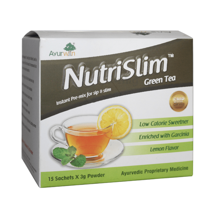 Ayurwin Green Tea Lemon
