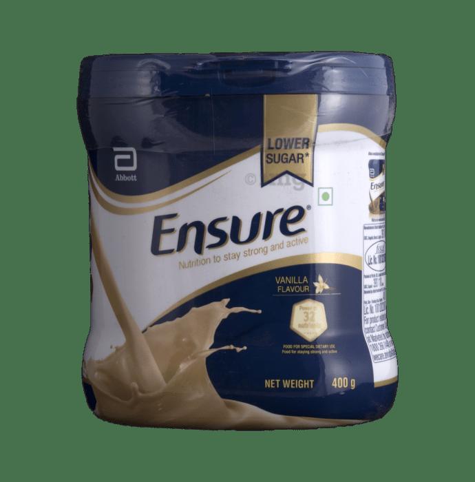 Ensure FOS Powder Vanilla