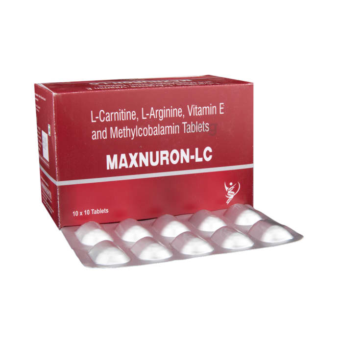 Maxnuron-LC Tablet