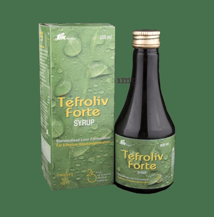 Tefroliv Forte Syrup