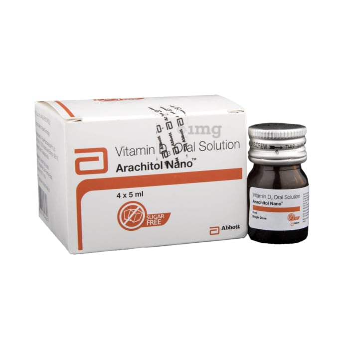 Arachitol Nano Bottle Oral Solution (5ml each)