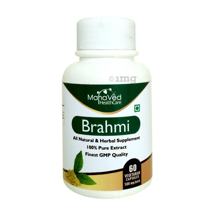 MahaVed Brahmi Vegetarian Capsule