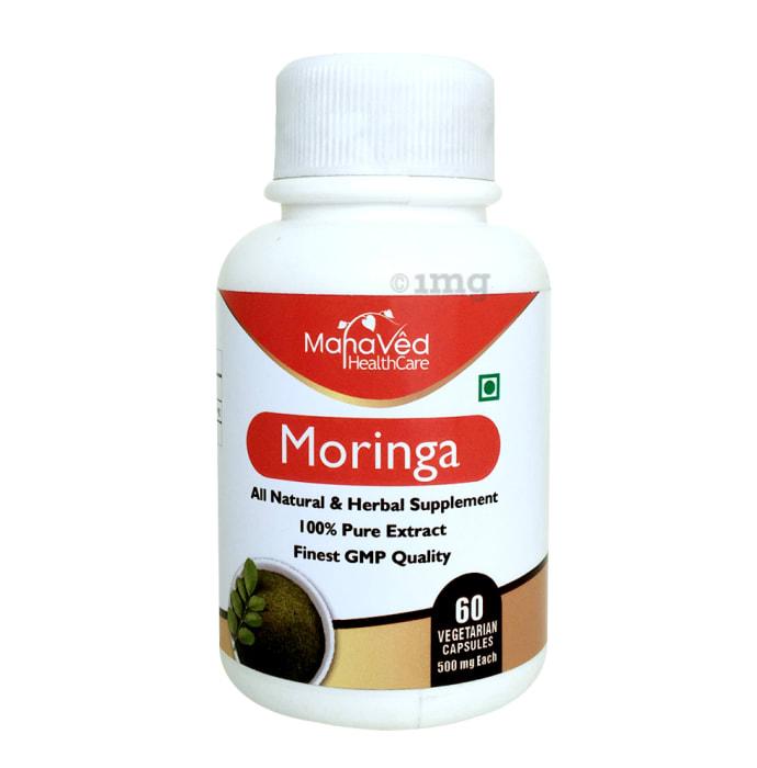 MahaVed Moringa Vegetarian Capsule