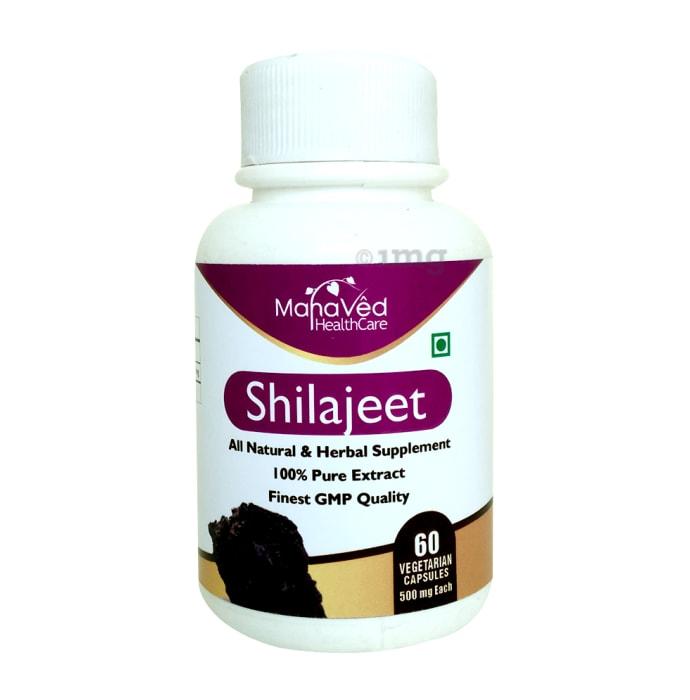 MahaVed Shilajeet Vegetarian Capsule
