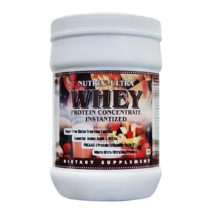 Nutrix Ultra Whey Protein Powder