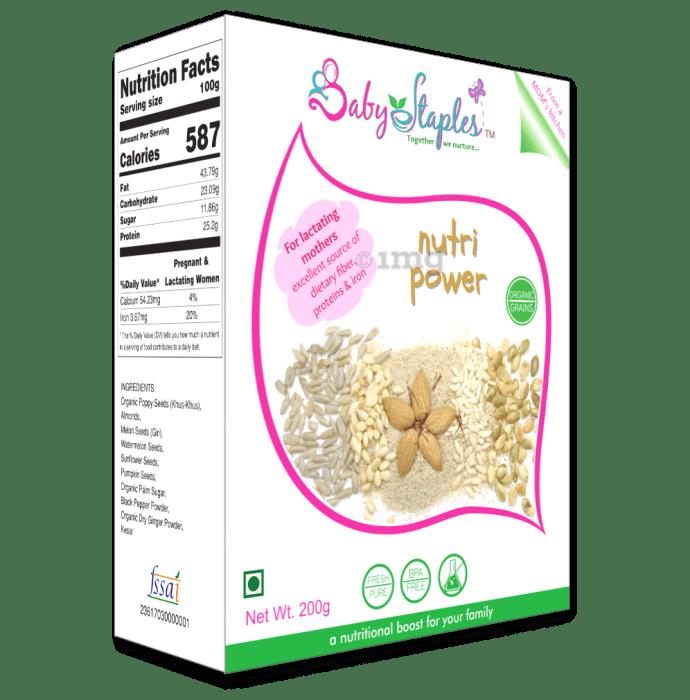 Baby Staples Nutri Power