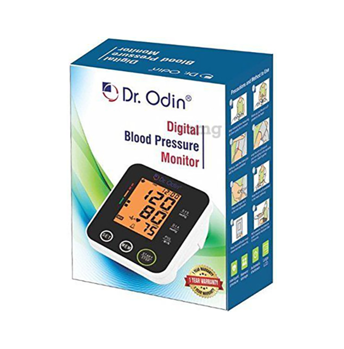 Dr Odin BSX515 Digital Blood Pressure Monitor