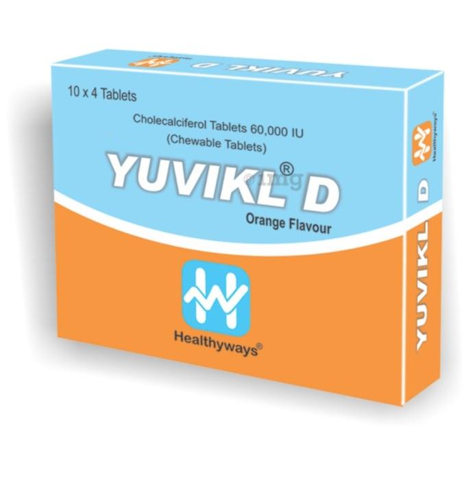 Yuvikl D Tablet