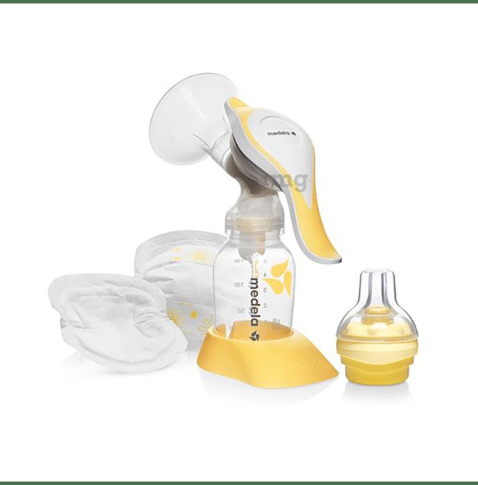 Medela Harmony Breast Pump & Feed Set