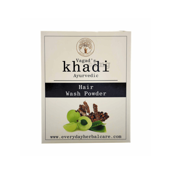 Vagad's Khadi Hair Wash Powder