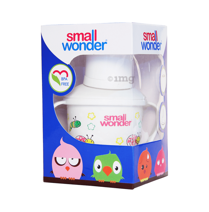 Small Wonder Sipper White