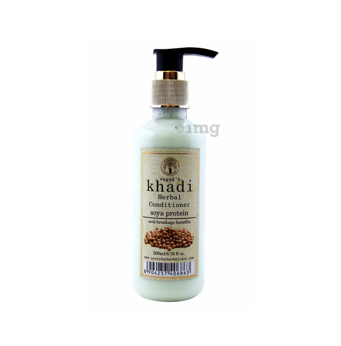 Vagad's Khadi Soya Protein Herbal Conditioner