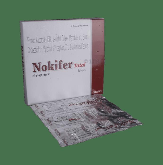 Nokifer Total Tablet