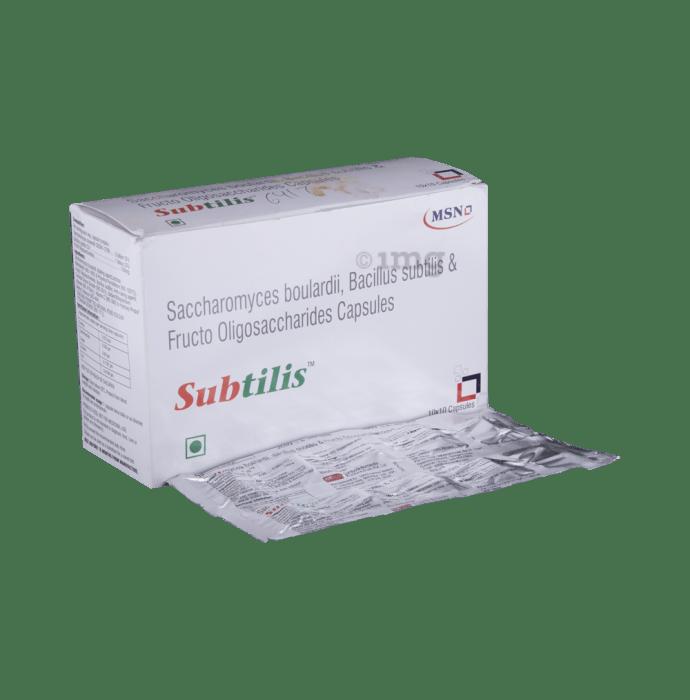Subtilis Capsule