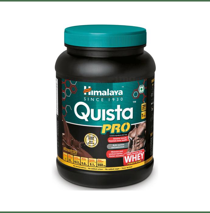Himalaya Quista Pro Whey Power Blend Chocolate