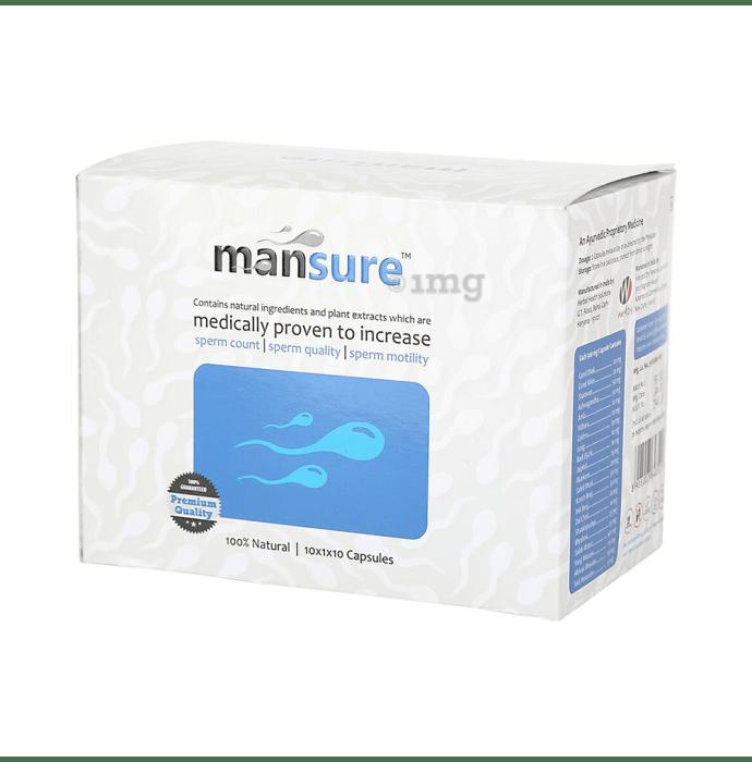 ManSure Capsule