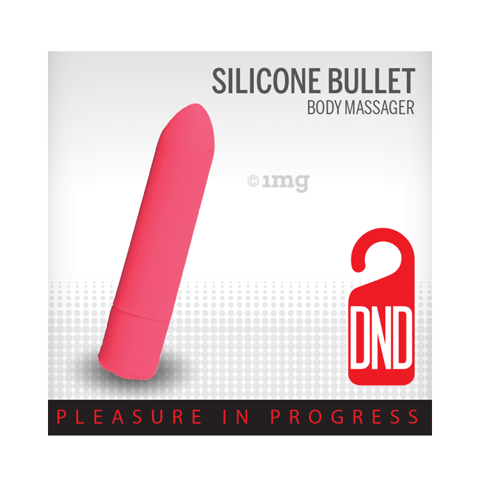 DND Silicone Bullet Body Massager