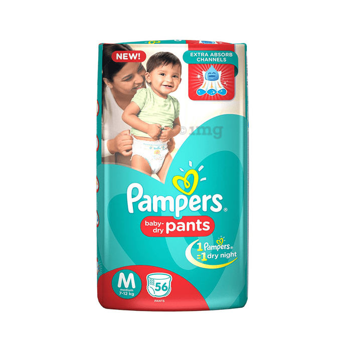 Pampers Baby-Dry Pants Medium