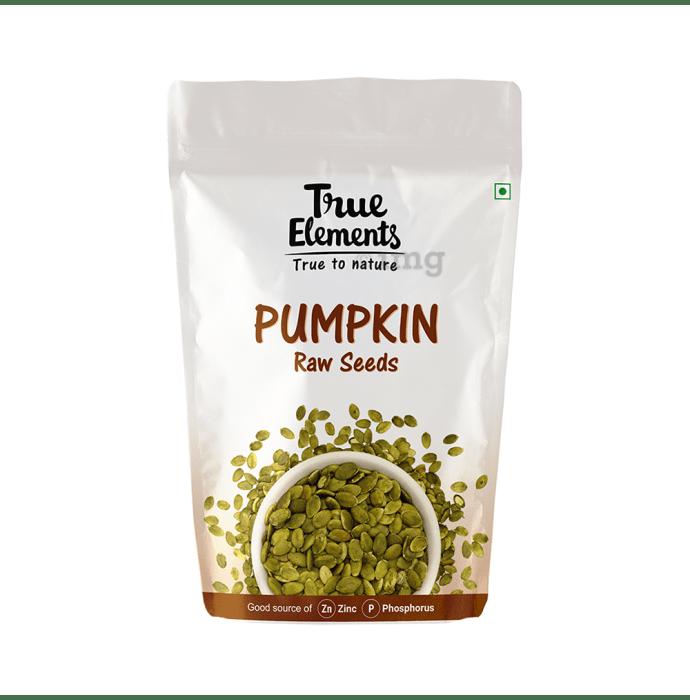True Elements Pumpkin Seeds Raw