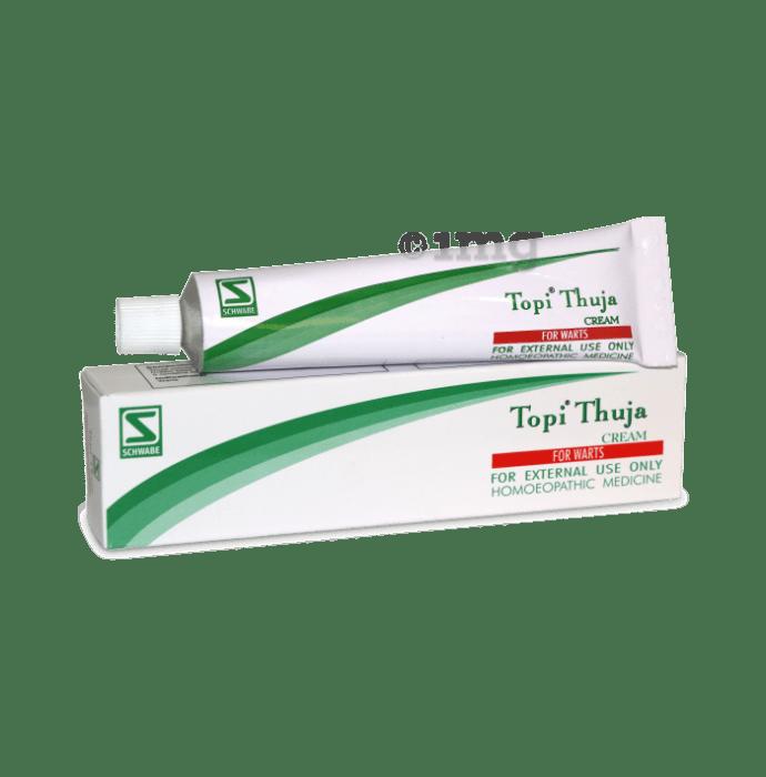 Dr Willmar Schwabe India Topi Thuja Cream