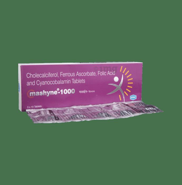 Mashyne -1000 Tablet