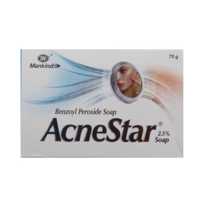 Acnestar 2.5% Soap