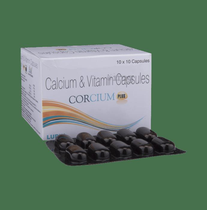 Corcium Plus Capsule