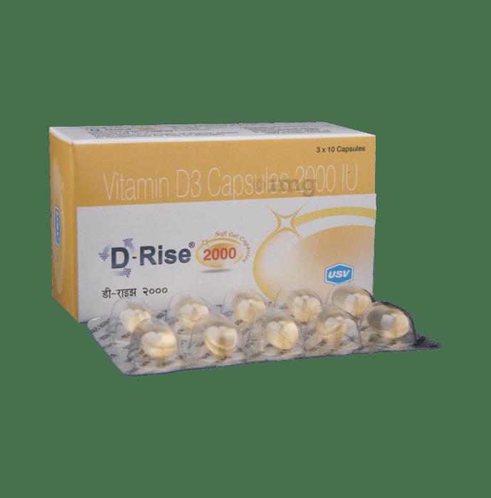 D-Rise 2000 Capsule