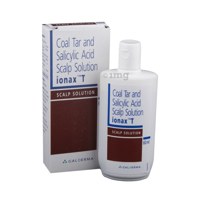 Ionax T Scalp Solution