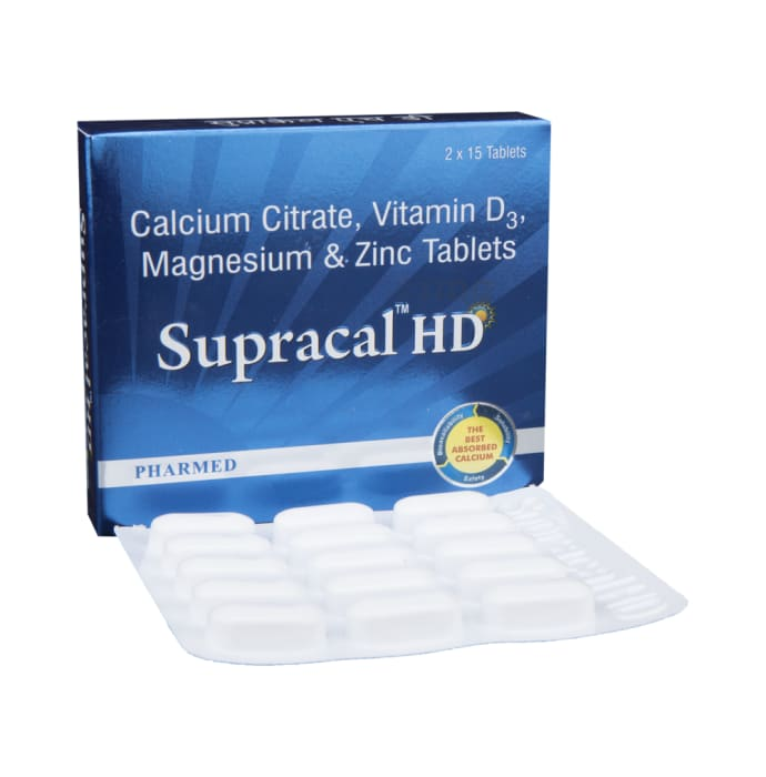 Supracal HD Tablet