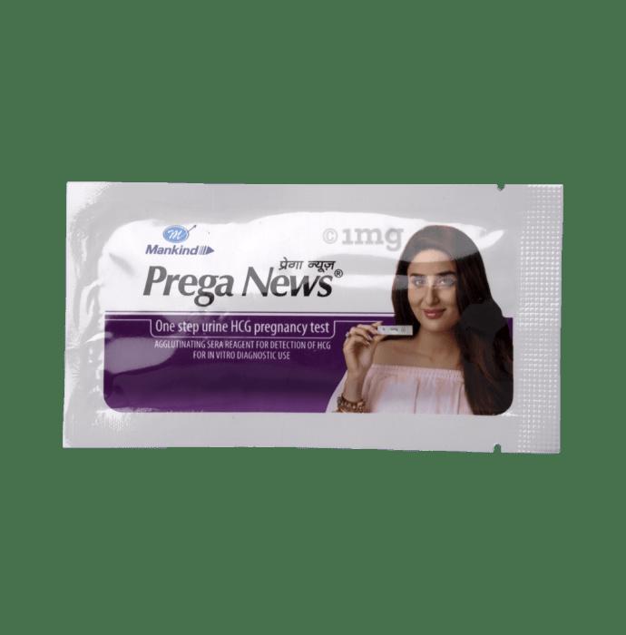 Prega News Pregnancy Test Kit