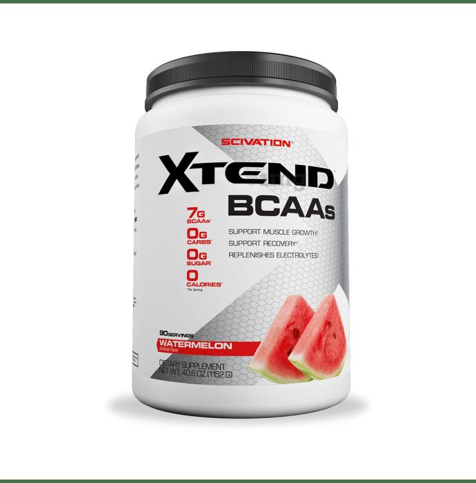 Scivation Xtend BCAA Powder Watermelon
