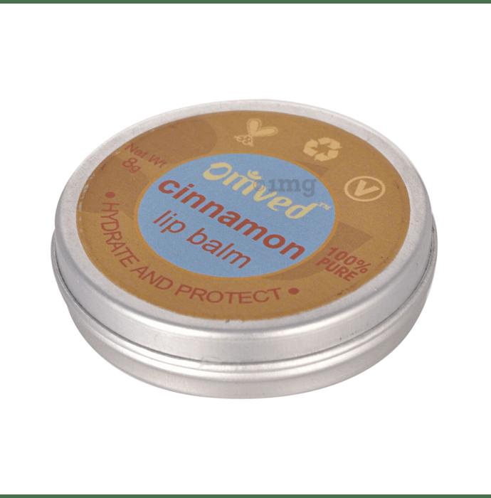Omved Lip Balm Cinnamon