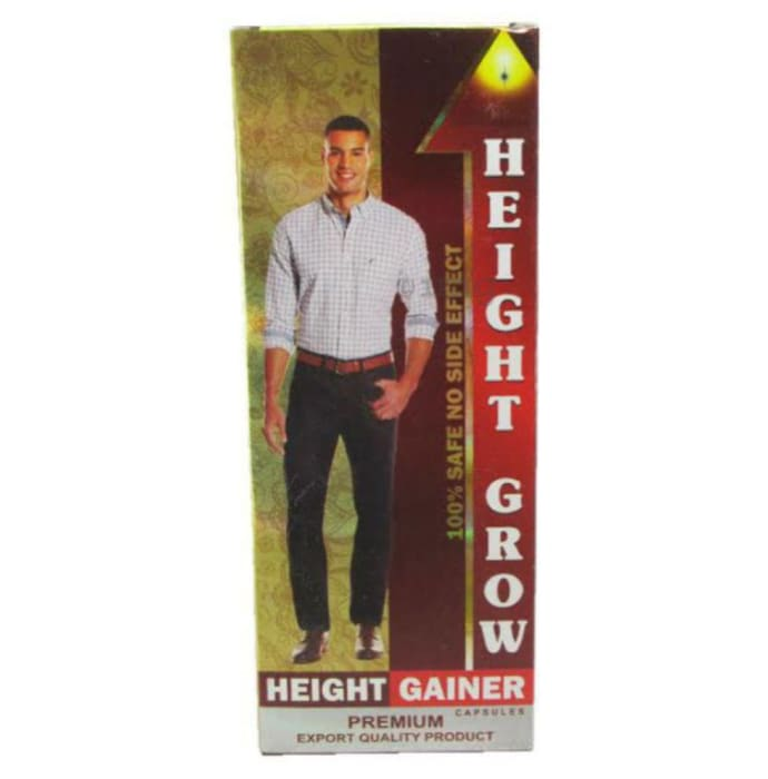 Dr Chopra Height Grow Capsule