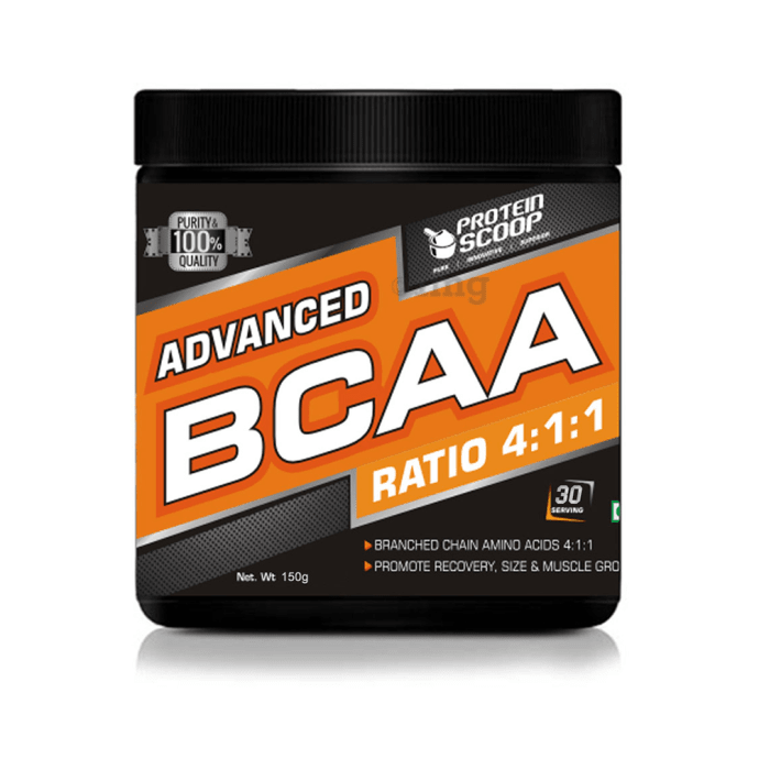 Protein Scoop Advanced BCAA 4:1:1
