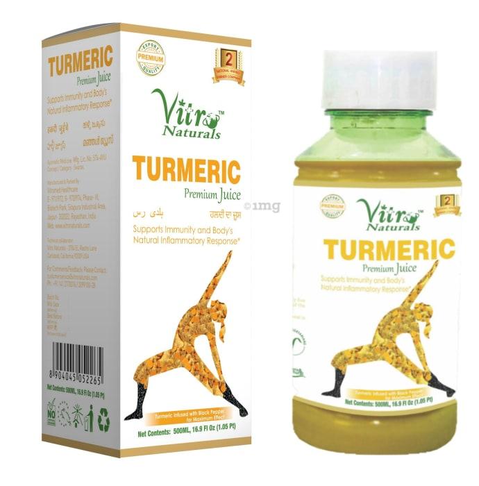 Vitro Naturals Turmeric Premium Juice
