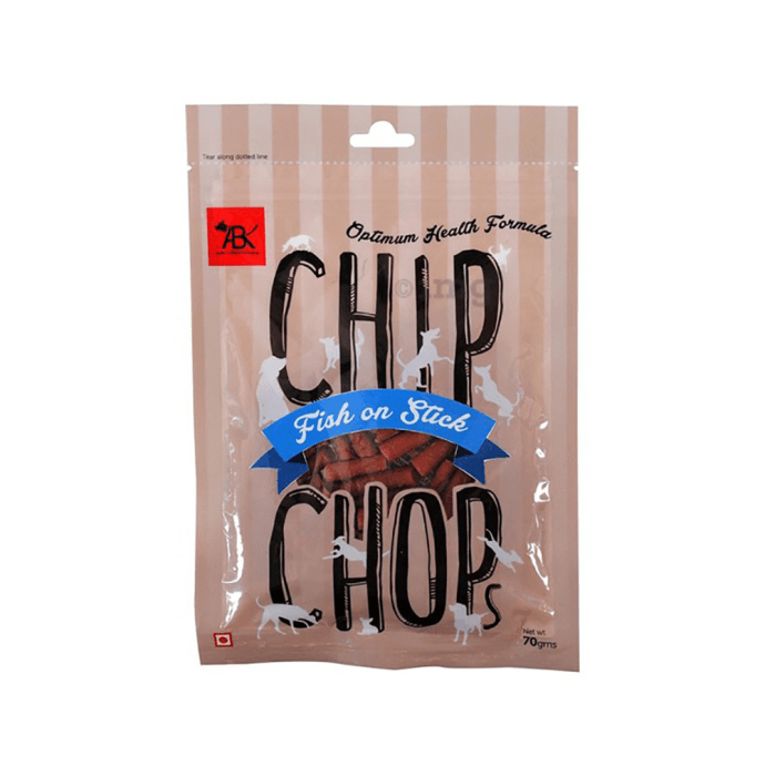 Chip Chops Fish On Stick