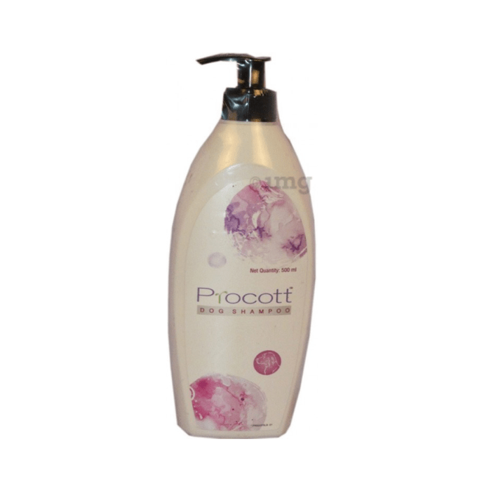 Intas Procott Dog Shampoo