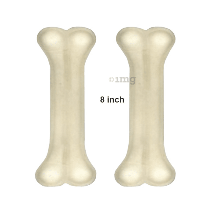 Pawzone 8 inches Chew Bones for Dogs